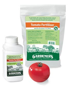 GSC Organic Tomato Fertilizer
