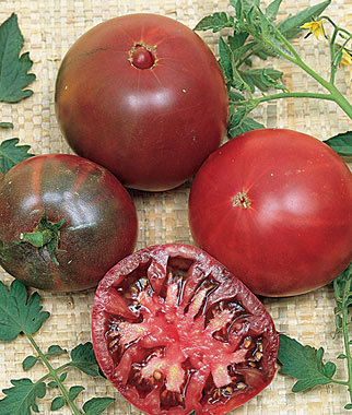 Black Krim Heirloom Tomato