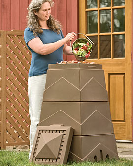 Eco-Stack Composter