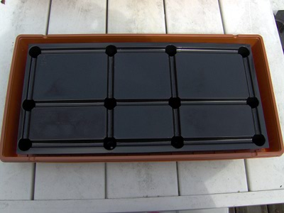 Burpee Ultimate Growing System Growing Tray Support