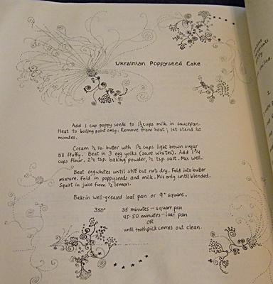 Moosewood Cookbook Recipe Poppyseed Cake