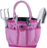 Pink-5-Piece-Tool-Bag-Gift-Set