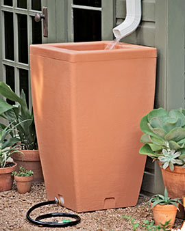 Add a Rain Barrel