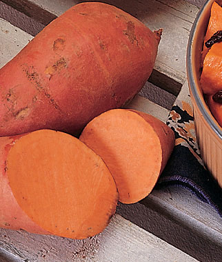 Sweet Potatoes Grow Well In Southeast Vegetable Gardens